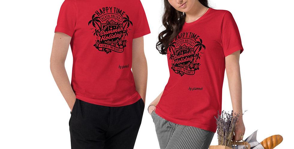 Unisex Organic Cotton T-Shirt JH876898