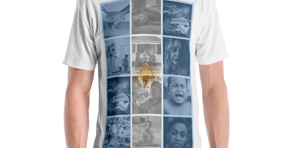 Men's T-shirt QW676578