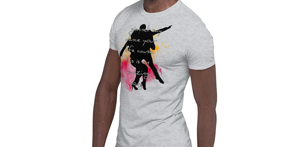 Short-Sleeve Unisex T-Shirt XZ547638