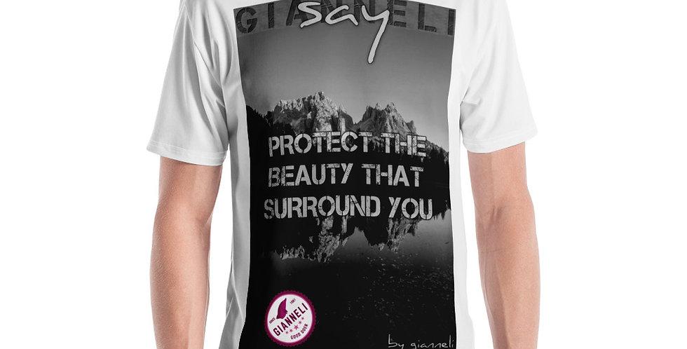 Men's T-shirt LK565454