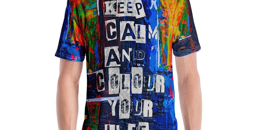 Men's T-shirt YT7567567