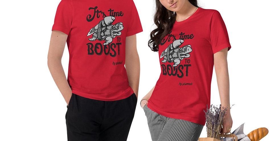 Unisex Organic Cotton T-Shirt ZQ75678