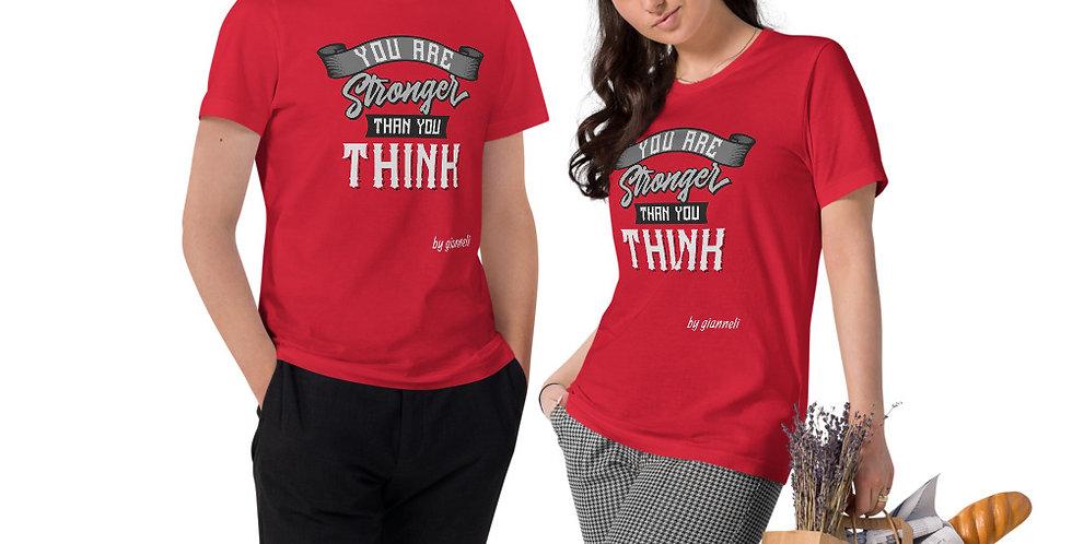 Unisex Organic Cotton T-Shirt SD675665