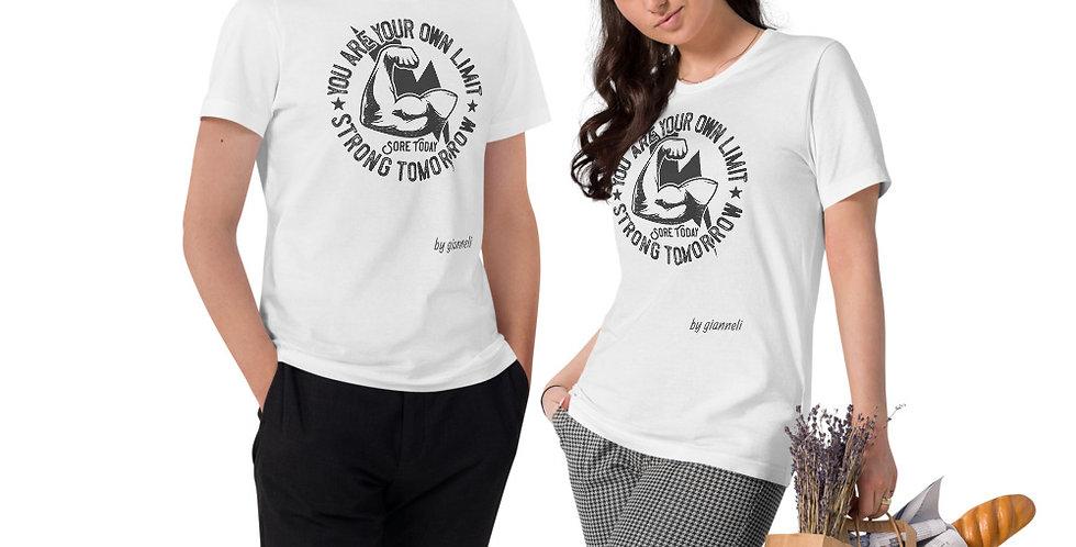 Unisex Organic Cotton T-Shirt QA675785