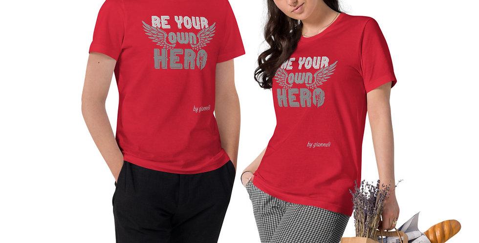 Unisex Organic Cotton T-Shirt QA78686