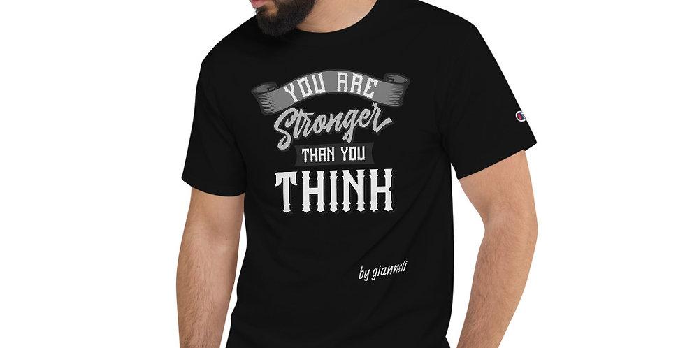 Men's Champion T-Shirt KJ6875675