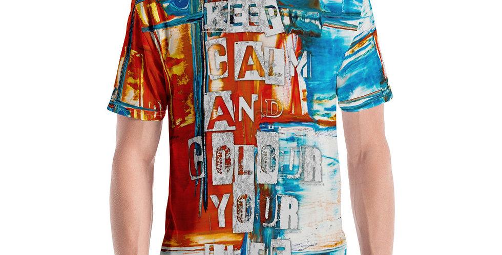 Men's T-shirt LE566546