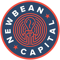 Newbean Capital Logo Full Color - Blue B