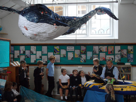 Swainswick Primary Return with a SPLASH!