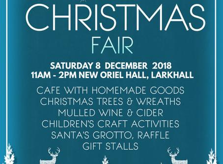 Friends News - Christmas Fair