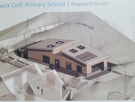 New Buildings for Hazel & Apple Class