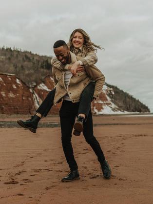 Ashley + Connor