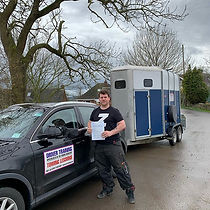 Huge congratulations to Rick who passed