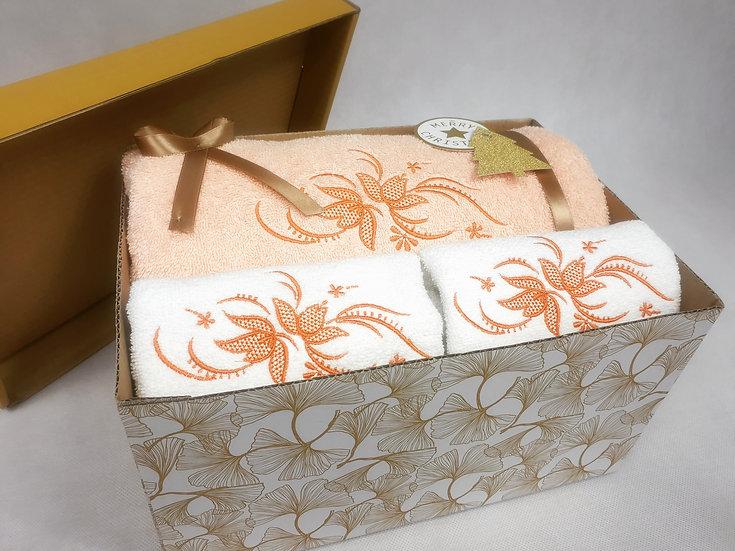 Pudełko - zestaw prezentowy z ręczników