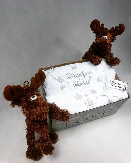 Pudełko - Zestaw świąteczny prezentowy