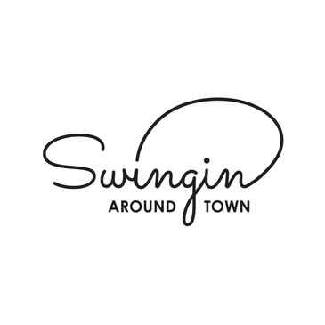 Swingin Around Town Logo