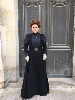 Manuela Biedermann as Adelaide Berger
