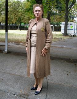 Manuela Biedermann as Mme Goldmuntz