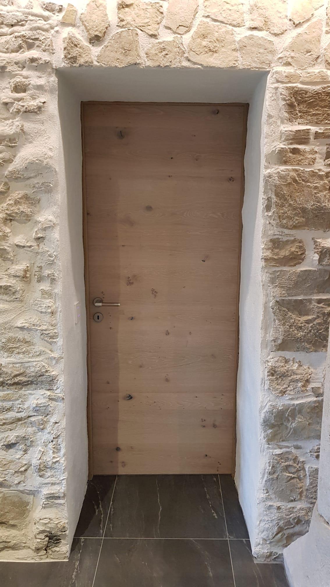 Chantier Nods - Porte 6
