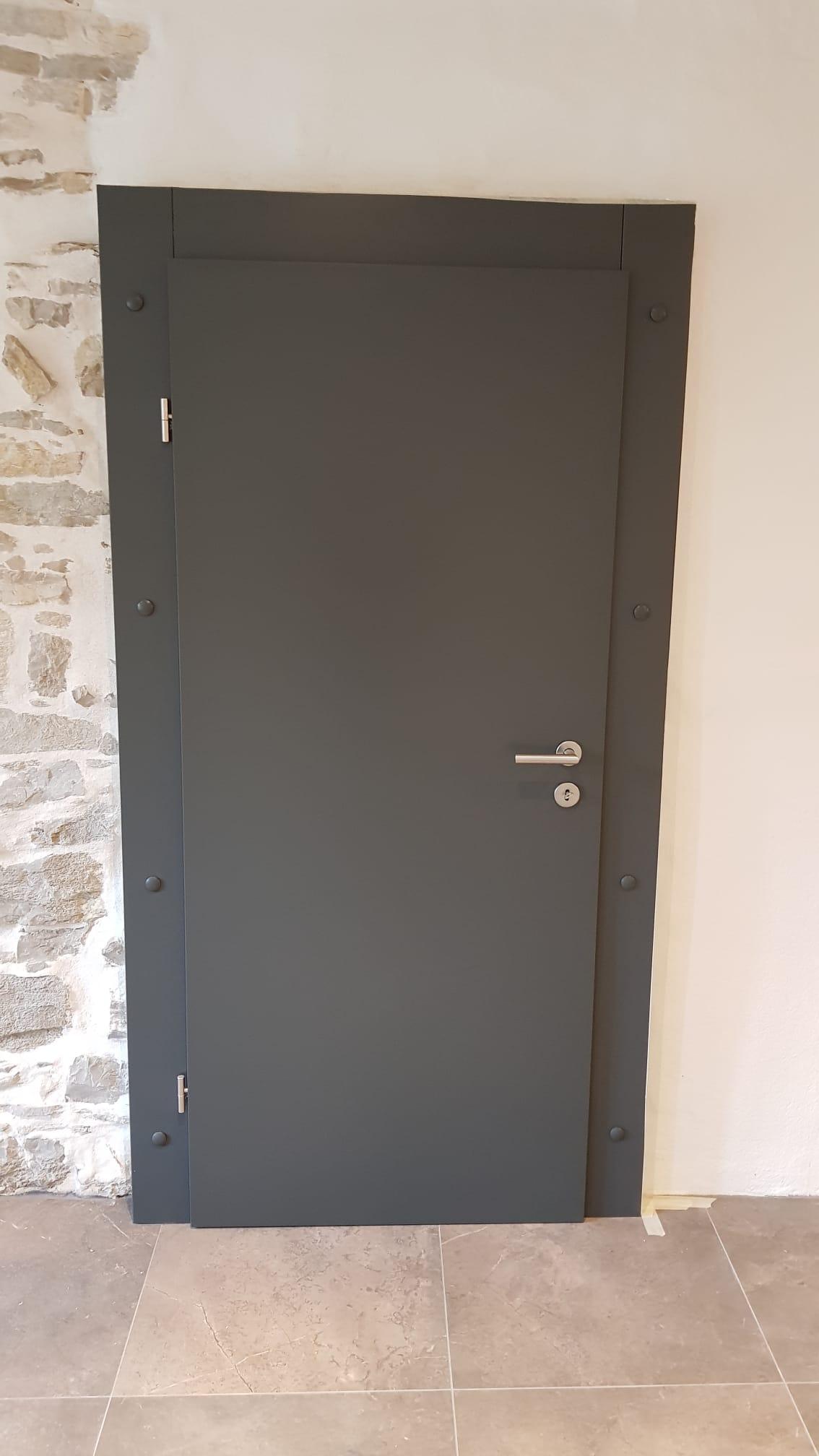 Chantier Nods - Porte 2