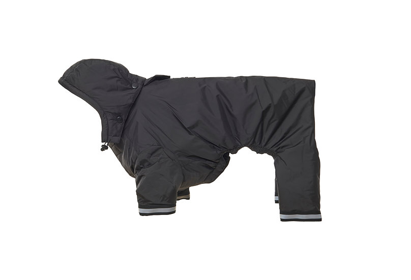 BUSTER Aqua Dog Raincoat