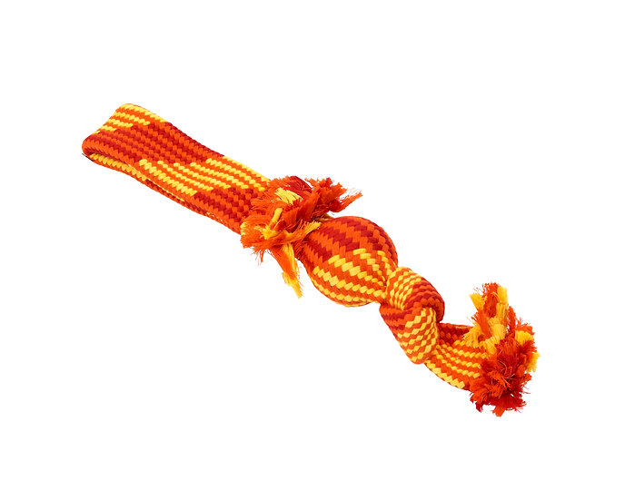 BUSTER Squeak Rope Dog Toys