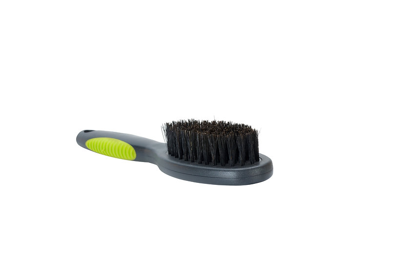 BUSTER Boar Hair Bristle Brush