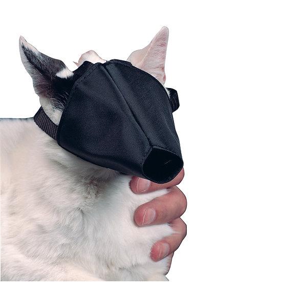 BUSTER Nylon Cat Muzzle, One-size