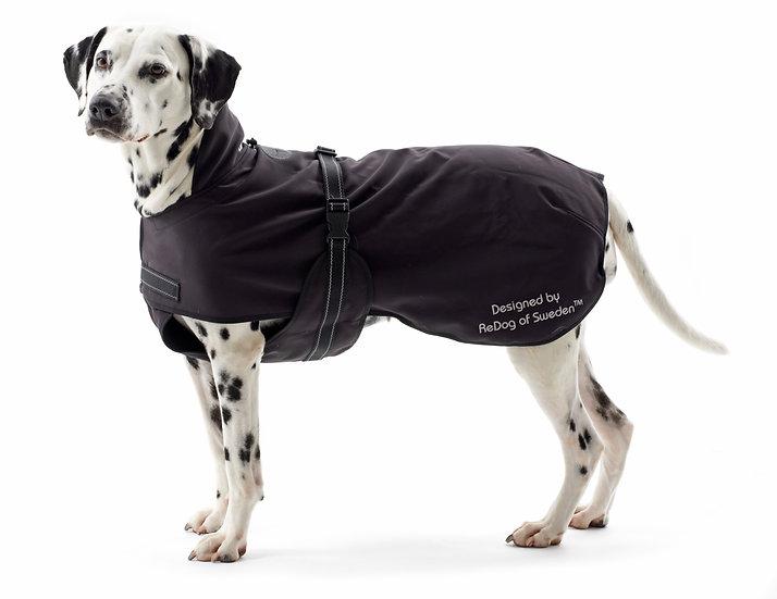 KRUUSE Rehabilitation Softshell Dog Blanket, Black