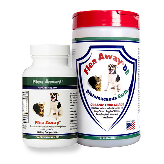 Flea Away® Best Selling Bundles