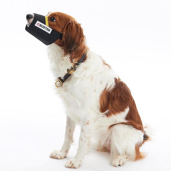 BUSTER Easy-ID Nylon Dog Muzzle