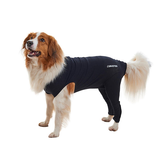 BUSTER Recovery Body Sleeves for Dogs, Hind legs