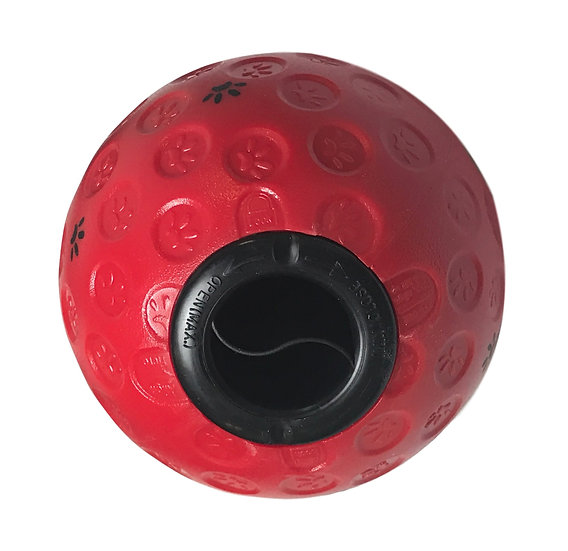 BUSTER Treat Ball Red