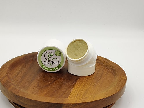 Green Tea Latte Lip Budder