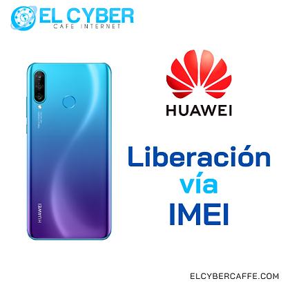 Código de liberación para equipos Huawei