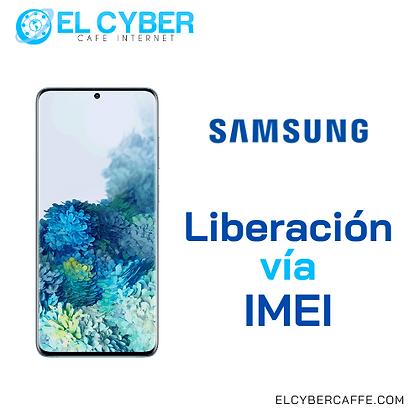 Código de liberación para equipos Samsung