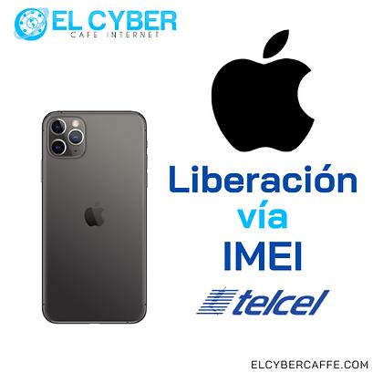Liberación de iPhone Telcel
