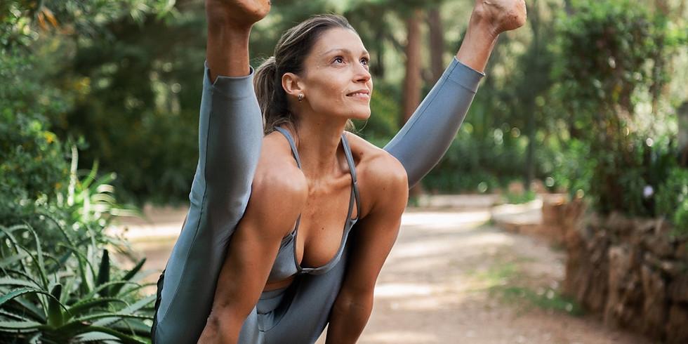 Workshop de Ashtanga Yoga com Dany Sá