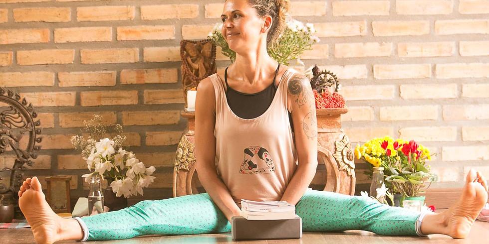 Workshop de Ashtanga Yoga com Laura Miguel