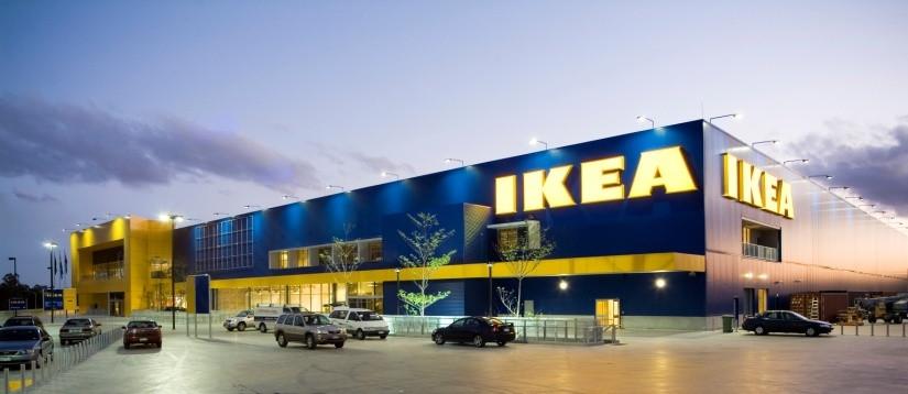 Enseigne IKEA