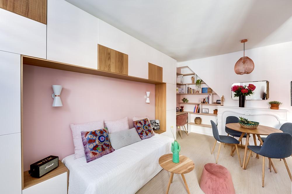 Projet Paroisse: Espace cosy