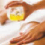 Ойл масаж + фут масаж (поєднання масажу з маслом та масажу ніг)