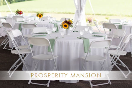 mansions in frederick for weddings