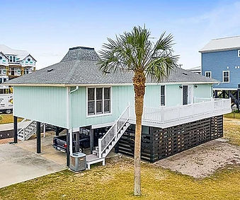 exterior painting in myrtle beach
