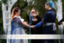 outdoor wedding venues in Frederick
