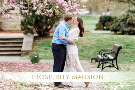 Maryland mansion wedding