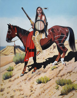 Crow Heart Warrior
