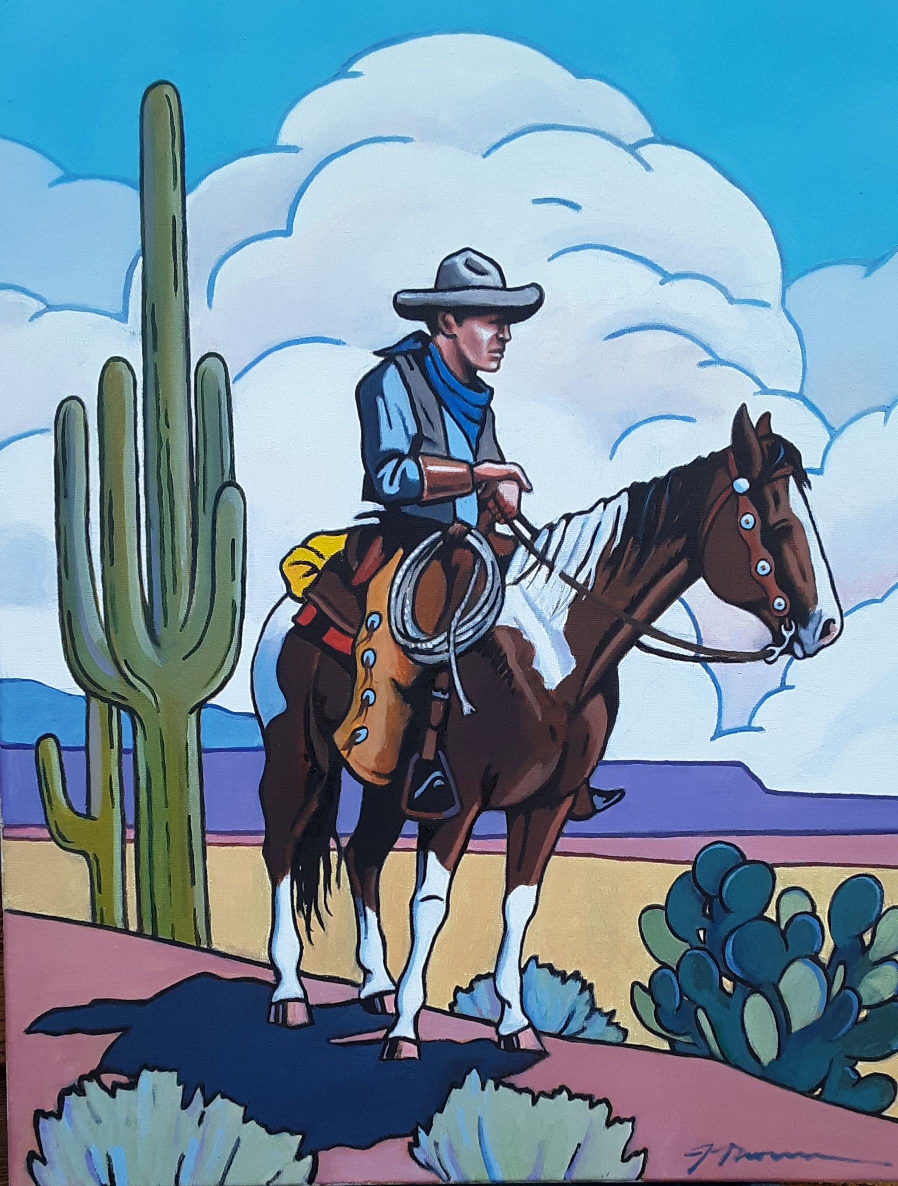"""""""Cactus Cowboy"""""""