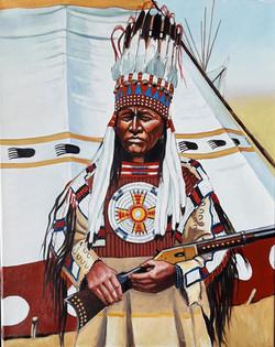 Blackfeet Elder