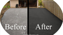 How to Properly Sealcoat Your Asphalt Driveway Or Parking Lot